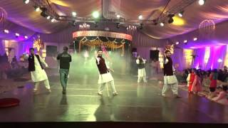 Shahrukh Wedding Best Mehandi Dance 2016