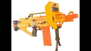 NERF Stampede Review