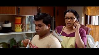 Salt N' Pepper Movie Scenes   Shweta Menon and Lal reconcile and become friends   Asif Ali