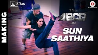 Making of Sun Saathiya - Disney