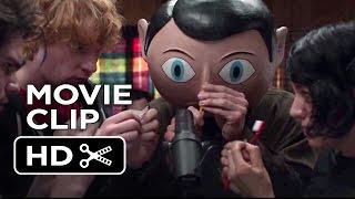 Frank Movie CLIP - Start From Scratch (2014) - Domhnall Gleeson, Michael Fassbender Movie HD