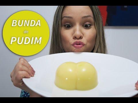 BUNDA GRANDE DE PUDIM 2