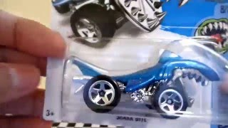 Tiburón IV ...x 4 - Shark Bite Hot Wheels