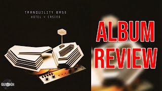 Arctic Monkeys - Tranquility Base Hotel & Casino (Album Review) | GizmoCh