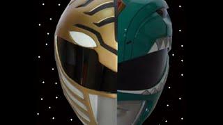 White ranger vs Green Ranger ITA
