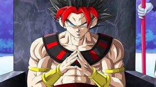 Dragon Ball Super - The Saiyan God Of Destruction