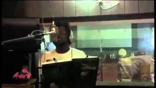 Attarintiki Daredi hero Pawan Kalyan's - The Shadow - Telugu Cinema Song Recording