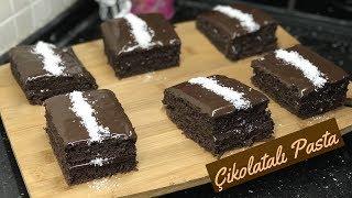 Çikolatalı Pasta Tarifi (Yılbaşı Pastası) - Naciye Kesici - Yemek Tarifleri