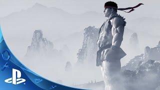 Street Fighter V - CG Trailer   PS4