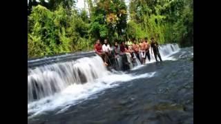 বান্দরবান, রুমা উপজেলার রুমা বাজার - ঋজুক ঝর্না - অপরুপ শান্তির আশ্রম