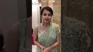 TV Star Shrenu Parikh reviews Gem Selections: Khanna Gems