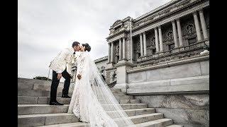Elegant Persian Wedding at the Willard Hotel Wedding in Washington DC
