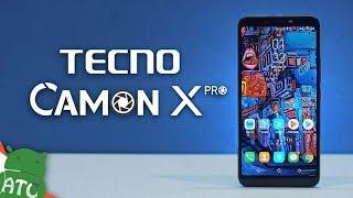 Tecno Camon X Pro Review | 4K | ATC