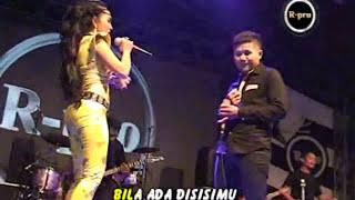 RINA AMELIA FEAT JOHAN | KASIH TAK SAMPAI | OFFICIAL MUSIC VIDEO R-PRO