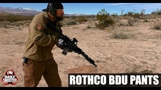 Rothco BDU Pants Review Tactical and Practical