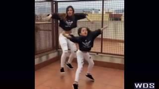 Mother And Daughter Dancing - Ed Sheeran - Shape of You