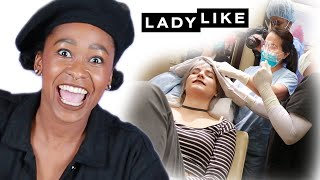 Devin Gets Her Cysts Removed By Doctor Pimple Popper• Ladylike