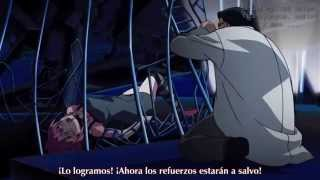 Elfen Lied- Batalla final- Lucy vs Mariko