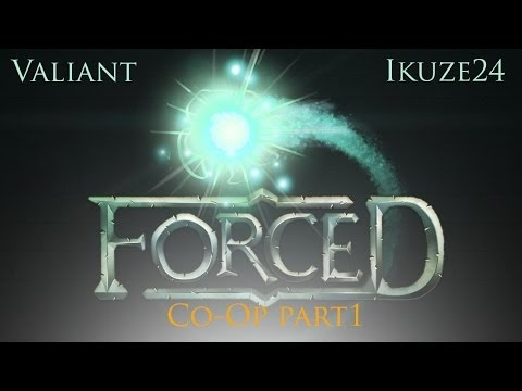 Lets play: Forced co-op [part 1] (with Ikuze24)