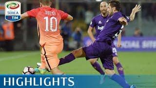Fiorentina - Roma - 1-0 - Highlights - Giornata 4 - Serie A TIM 2016/17