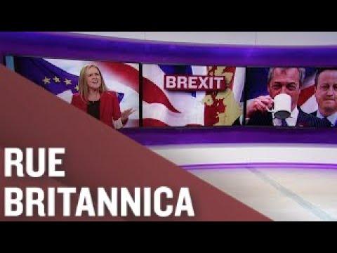 Rue Britannia Full Frontal with Samantha Bee TBS