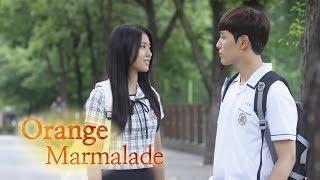 "Seol Hyun ""It's because I'm a VAMPIRE"" [Orange Marmalade Ep 10]"