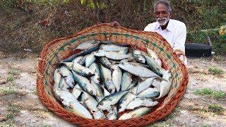Full Fish Biryani Recipe   Home Made Masala Fish Dum Biryani Recipe   Grandpa kitchen