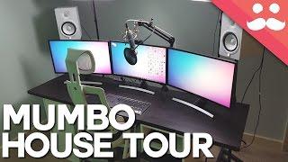 MUMBO HQ: My New Studio Tour!