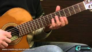 GUITAR STYLES: Pedal Tones & Re-harmonization