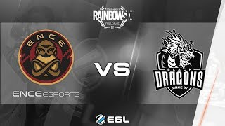 Rainbow Six Pro League 2017 - Season 3 Finals - PC - ENCE eSports vs. Black Dragons - day 2 - Final