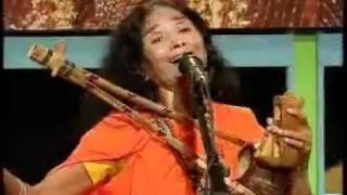 Bipode Porle Pore Bondhu Chena Jai - Kangalini Sufia