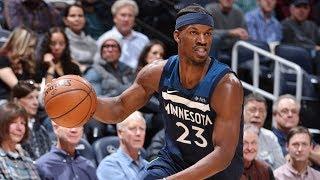21 Lead Changes 12 Ties, Mavericks vs T-Wolves! 2017-18 Season