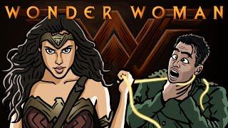 Wonder Woman Trailer Spoof - TOON SANDWICH