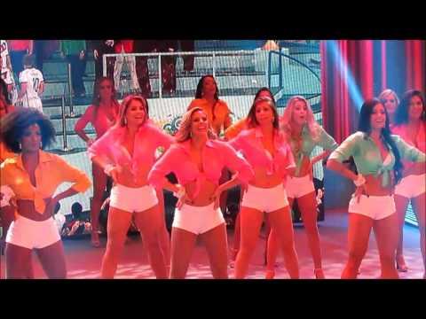 Bailarinas do Faustao o que voce nao ve na tv .