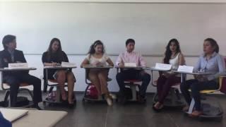 Panel de Discusión - Ética ambiental