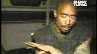 (11.10.1995) MTV - 2Pac California Love Set Interview