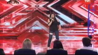 Factor X Chile: Leslie Perez - Oye - Listen - Beyonce
