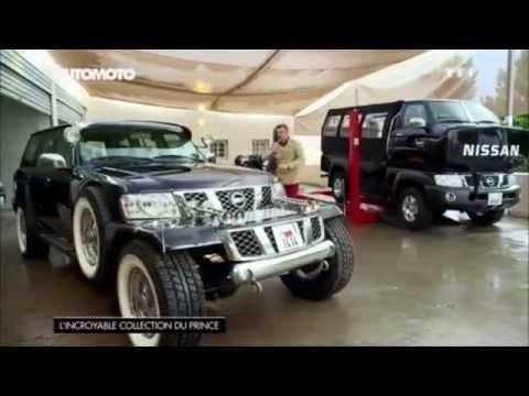 Automoto de TF1 et Denis BROGNIART à Rabat