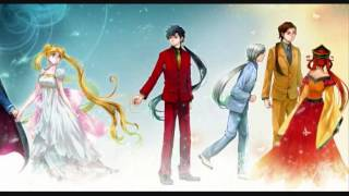 Three Lights - Search for your Love Sailor Moon