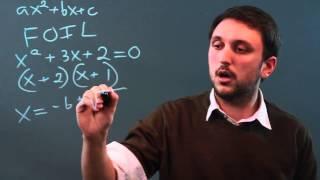 Easy Ways to Remember Algebra II