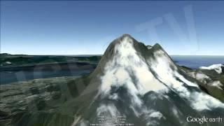 Fukushima: 108 Active Volcanoes in Japan [IGEO.TV]