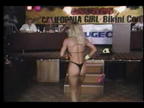 Hope Marie Carlton California Bikini Contest