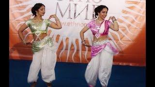 Apsara Aali | Natarang | Lavani Bollywood dance | Svetlana Tulasi & Ridy