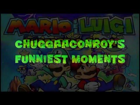 Chuggaaconroy s Funniest Moments Mario And Luigi Superstar Saga