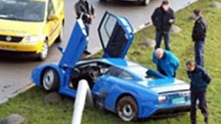 Latest Car Accident of Bugatti EB110 - Road - Crash - Compilation - Traffic - 2016 - 2017 - 2018