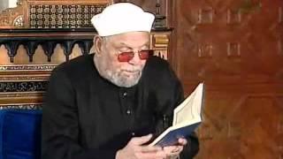 صفات المؤمن و المحسن   كيف تكون من المحسنين   الشيخ الشعراوى   سورة الذاريات