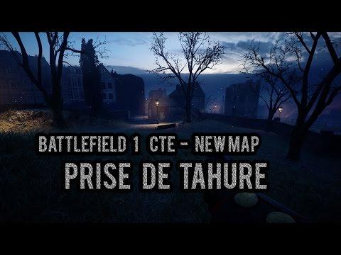 Battlefield 1 CTE - Prise de Tahure (early dev version)