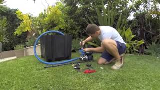 How To Install A Water Pressure Pump At Home
