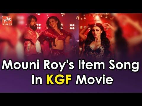 Xxx Mp4 Mouni Roy S Item Song In KGF Movie Yash Srinidhi Shetty Prashanth Neel YOYO Times 3gp Sex