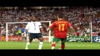 كريستيانو رونالدو vs انجلترا ( اليورو ) 2004 HD